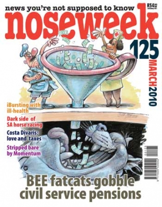 Noseweek Cover 125