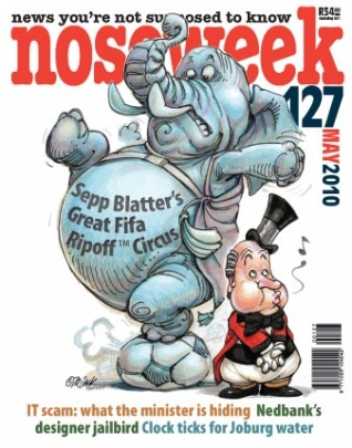 Noseweek Cover 127