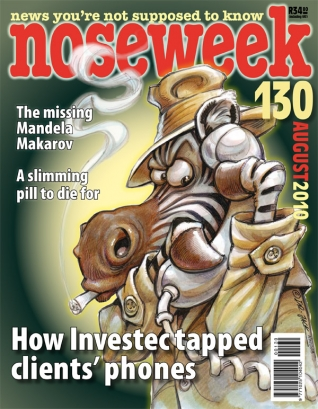 Noseweek Cover 130