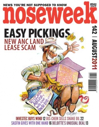 Noseweek Cover 142