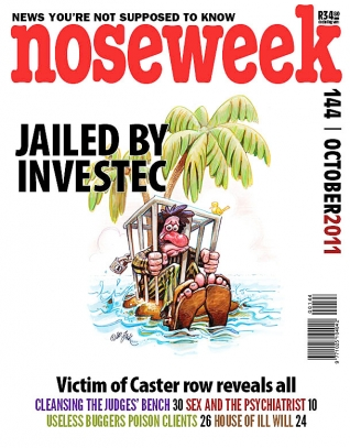 Noseweek Cover 144