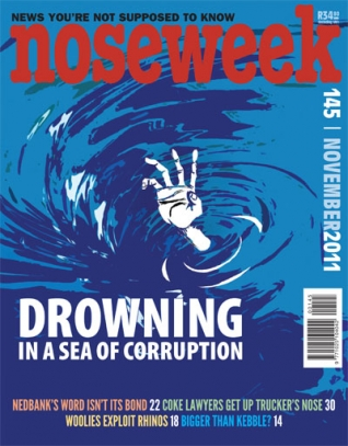 Noseweek Cover 145