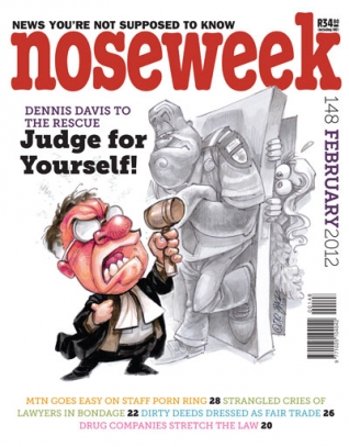 Noseweek Cover 148