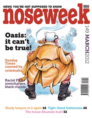 Noseweek Cover 149