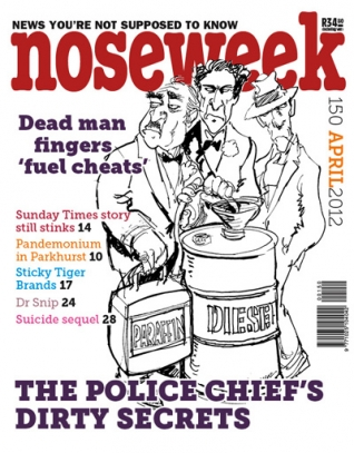 Noseweek Cover 150