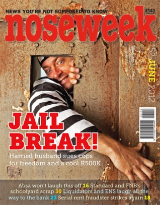 Noseweek Cover 152
