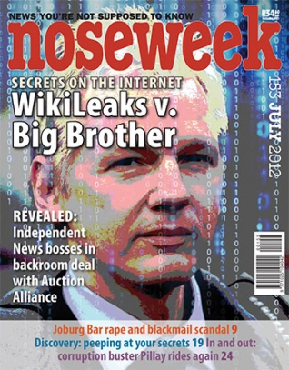 Noseweek Cover 153