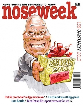 Noseweek Cover 159