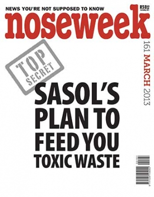 Noseweek Cover 161