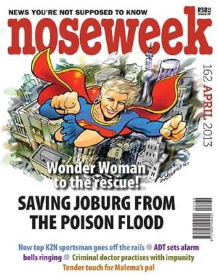 Noseweek Cover 162
