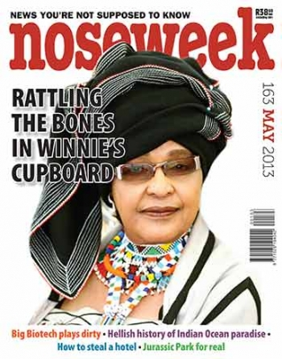 Noseweek Cover 163