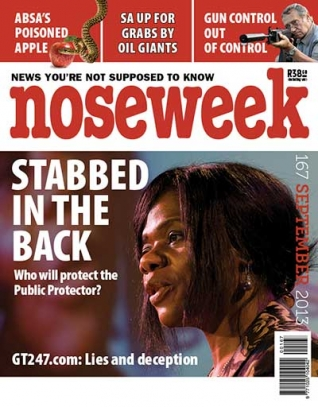 Noseweek Cover 167