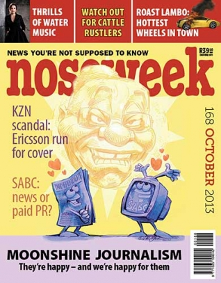 Noseweek Cover 168