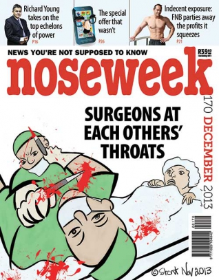 Noseweek Cover 170