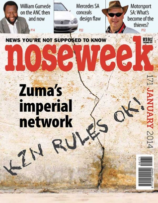 Noseweek Cover 171