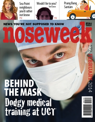 Noseweek Cover 172