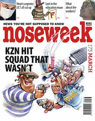 Noseweek Cover 173