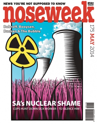 Noseweek Cover 175