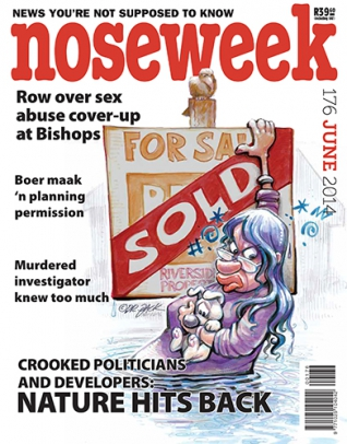 Noseweek Cover 176