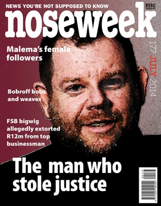 Noseweek Cover 177