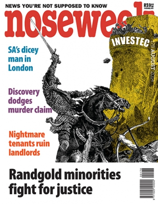 Noseweek Cover 178