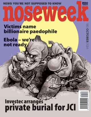 Noseweek Cover 180