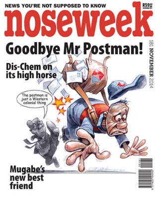 Noseweek Cover 181