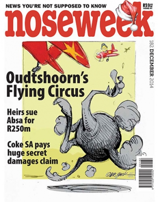 Noseweek Cover 182