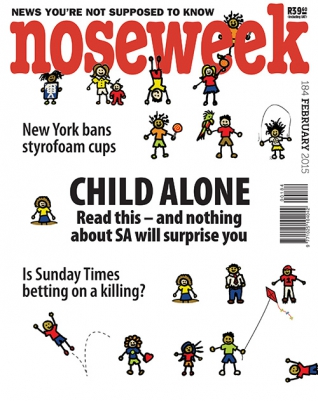 Noseweek Cover 184