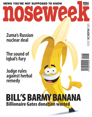 Noseweek Cover 185