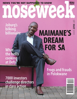 Noseweek Cover 187