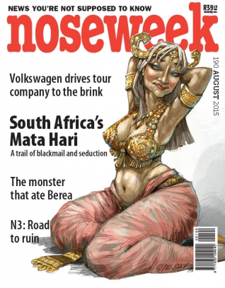 Noseweek Cover 190