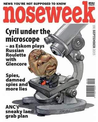 Noseweek Cover 191