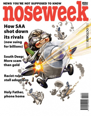Noseweek Cover 192