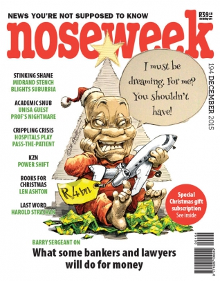 Noseweek Cover 194