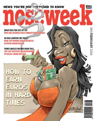 Noseweek Cover 196