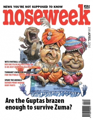 Noseweek Cover 198