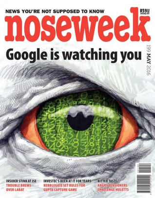 Noseweek Cover 199