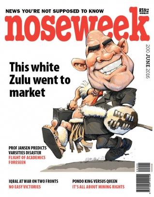Noseweek Cover 200