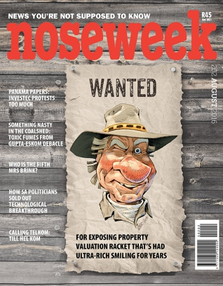 Noseweek Cover 202