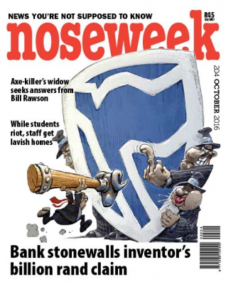 Noseweek Cover 204