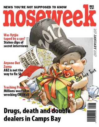 Noseweek Cover 207