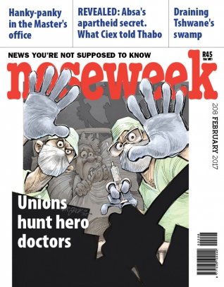 Noseweek Cover 208