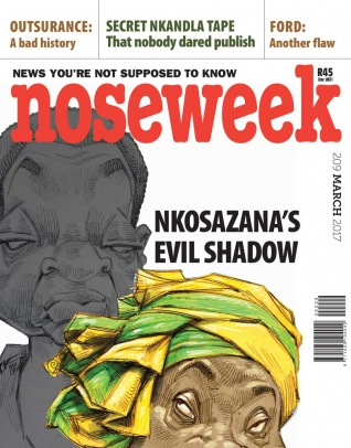 Noseweek Cover 209