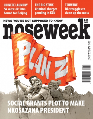 Noseweek Cover 210