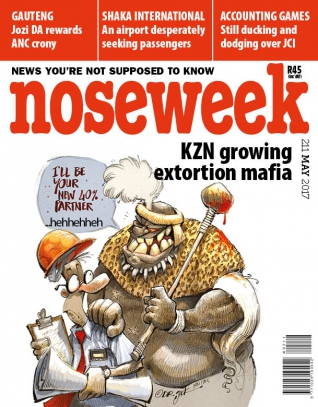 Noseweek Cover 211