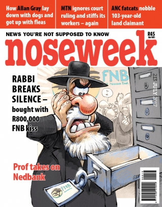 Noseweek Cover 213