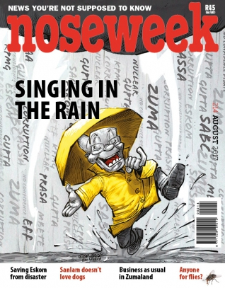 Noseweek Cover 214