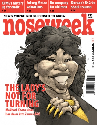 Noseweek Cover 215