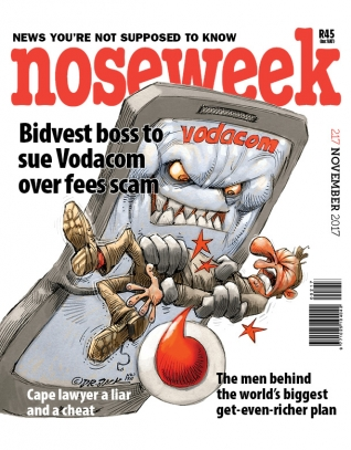 Noseweek Cover 217